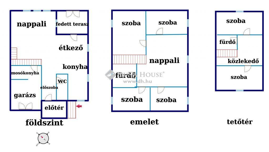 Eladó Ház, Nógrád megye, Szuha