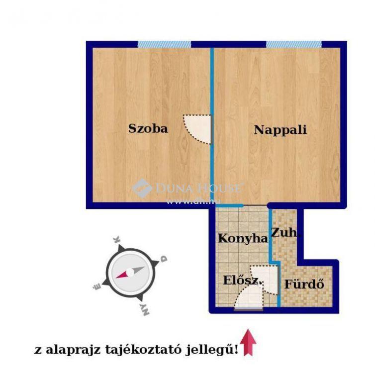 Eladó Lakás, Budapest 20. kerület - Pöltenberg utca, 2 szoba, cirkó, tároló!