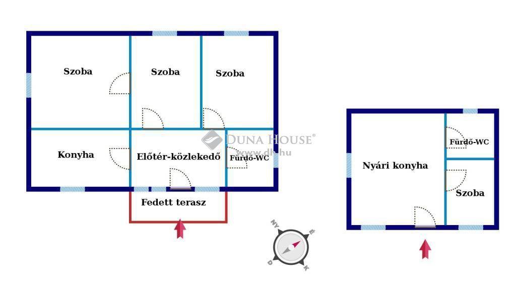 Eladó Ház, Bács-Kiskun megye, Kunszállás - 10 HEKTÁR ERDŐVEL KORSZERŰ TANYA