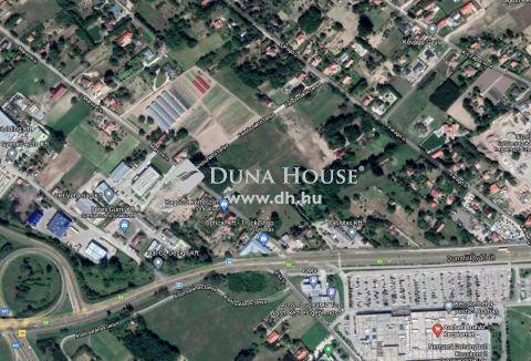 Eladó Telek, Bács-Kiskun megye, Kecskemét - Auchannal szemben ipari telek