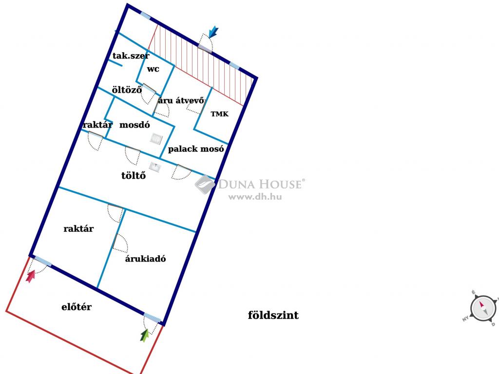Eladó Ipari, Fejér megye, Tác - belterületen