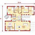 Eladó Ház, Bács-Kiskun megye, Kecskemét - 125m2 családi ház 25.000.000Ft állami támogatással