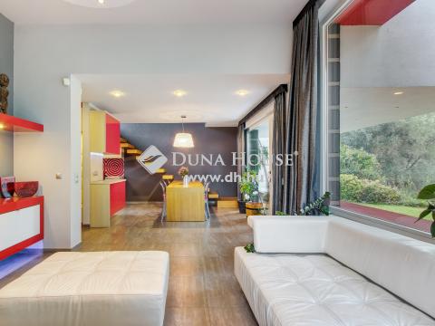 Eladó Ház, Budapest - MINIMÁL HÁZ VADREGÉNYES KÖRNYEZETBEN A DUNA PARTON
