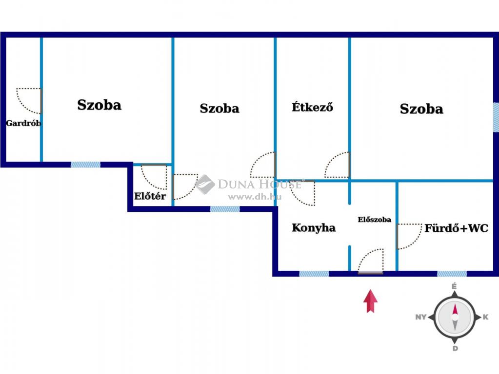 Eladó Ház, Hajdú-Bihar megye, Hajdúbagos