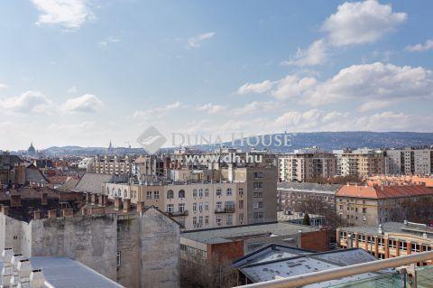 Kiadó Lakás, Budapest 13. kerület - Cézár házban kiadó penthouse