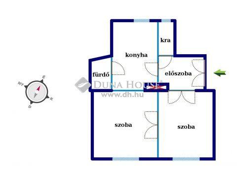 Eladó Lakás, Hajdú-Bihar megye, Debrecen - felújítandó lakás a Belvárosban