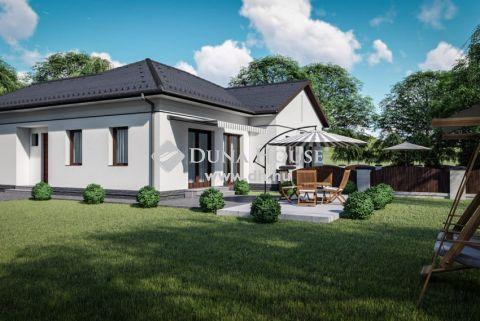 Eladó Ház, Bács-Kiskun megye, Kecskemét - Új építésű nappali + 3 szobás, 90 nm-es ikerház a Vacsiközben
