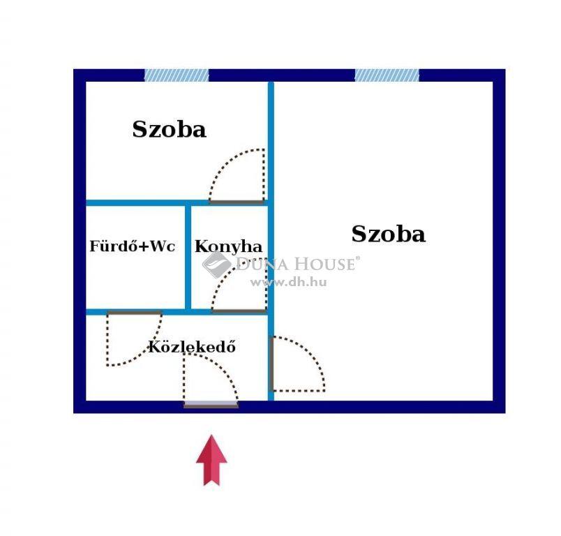 Eladó Lakás, Borsod-Abaúj-Zemplén megye, Miskolc - Győri kapu