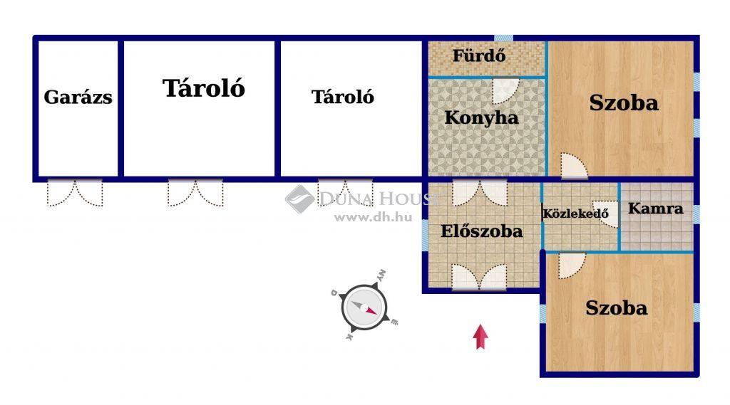 Eladó Ház, Vas megye, Nemesrempehollós - Kossuth Lajos utca