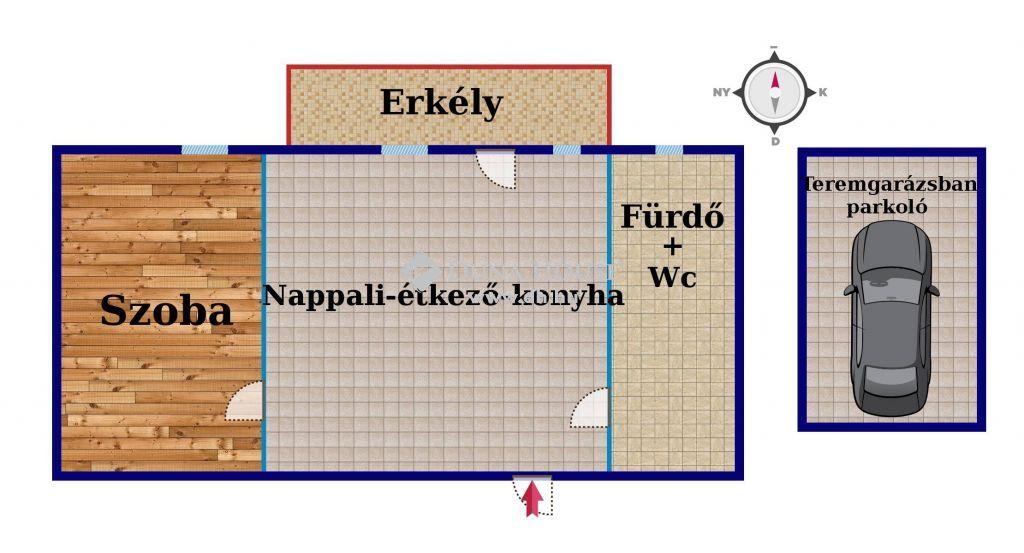 Kiadó Lakás, Bács-Kiskun megye, Kecskemét - Kiadó lakás Kecskeméten